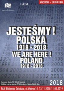 Jesteśmy! Polska 1918-2018