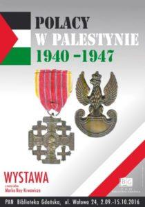Polacy w Palestynie 1940-1947
