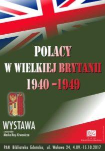 Polacy w Wielkiej Brytanii 1940-1949
