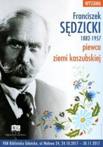 Franciszek Sędzicki (1882-1957) - piewca ziemi kaszubskiej